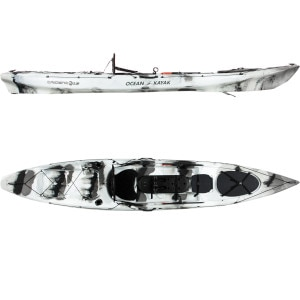 Trident 13 Angler Kayak - Sit-On-Top