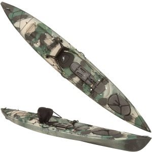 Trident 15 Angler Kayak - Sit-On-Top