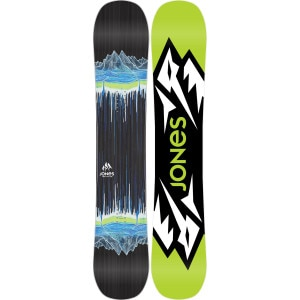 Mountain Twin Snowboard - Wide