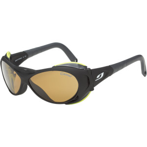 Explorer Sunglasses - Camel Anti-fog Lens