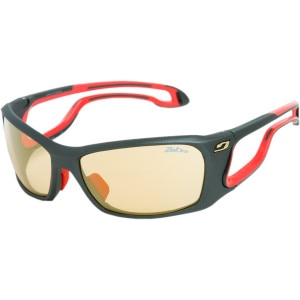 Pipeline Sunglasses - Zebra Antifog Photochromic Lens
