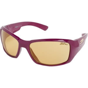 Whoops Sunglasses - Zebra Lens - Women's