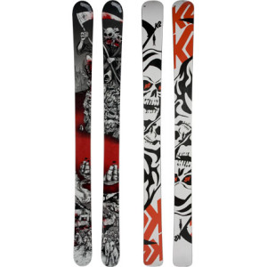 Hell Bent Alpine Ski