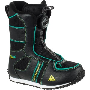 Mini Turbo Boa Snowboard Boot - Little Boys'