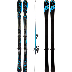 Velocity Ski with Marker M3 11.0 Binding
