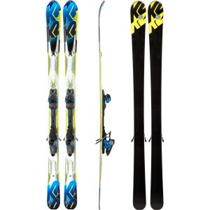 Aftershock Ski with Marker MX 14.0 Binding