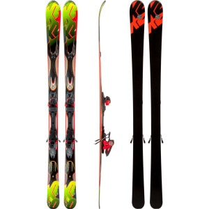 Rictor Ski with Marker MX 12.0 Binding