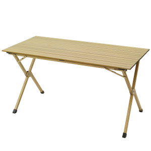 Deluxe Roll-Top Table
