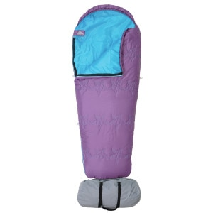 Little Dipper Sleeping Bag: 40 Degree Synthetic - Girls'