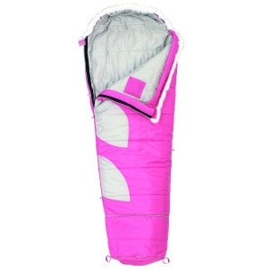 Big Dipper Sleeping Bag: 30 Degree - Girls'