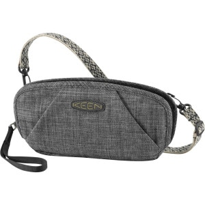 Hazel Cross-Hatch Wristlet Wallet - Women's