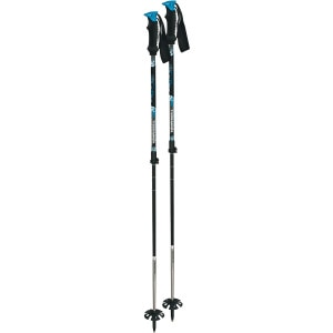 Carbon Freeride Vario Ski Pole