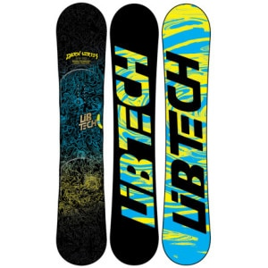 Lib Technologies Dark Series C2BTX Snowboard - Wide - 2009