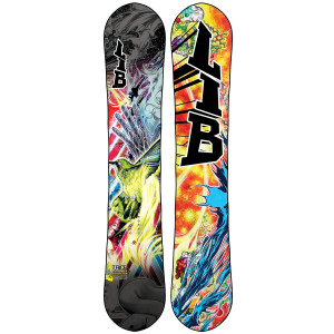 Lib Technologies T.Rice Pro Model C2 BTX Points Snowboard