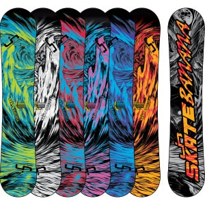 Skate Banana BTX Snowboard - Assorted Bananas