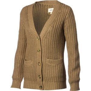 Saint Jean Solid Cardigan Sweater - Women's