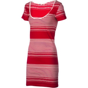 Striped Dylan Dress - Women's