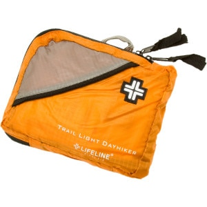 Trail Light Dayhiker First Aid Kit - 57 Pieces