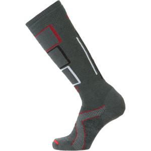 Tri-Layer Medium Ski Sock