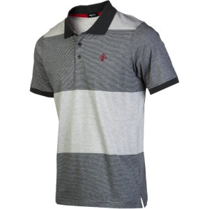 LRG Core Collection Striped Polo Shirt - Short-Sleeve - Men's