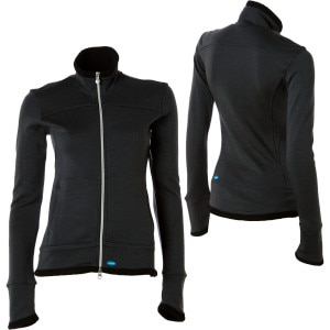 Luna Sports Clothing Wool Warm-Up Jacket - Women's
