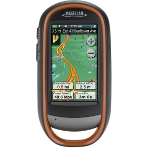 Explorist 710 United States GPS