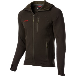 Aconcagua Hooded Fleece Jacket - Men's