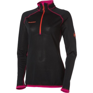 Schneefeld Light Zip Pullover - Long-Sleeve - Women's