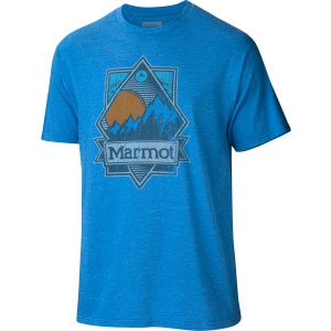 Marmot Diamond Shield T-Shirt - Short-Sleeve - Men's