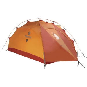 Alpinist Tent: 2-Person 4-Season