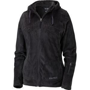 Solitude Hooded Fleece Jacket - Women's