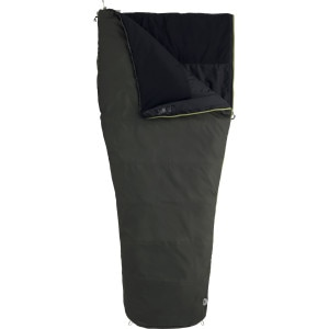 Mavericks 30 Semi Rec Sleeping Bag: 30 Degree Synthetic