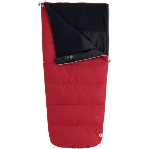 Mavericks 40 Semi Rec Sleeping Bag: 40 Degree Synthetic Kids'