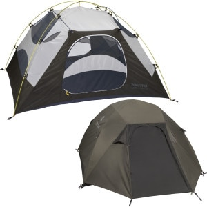 Limelight 4-Person Tent w/ Footprint and Gear Loft