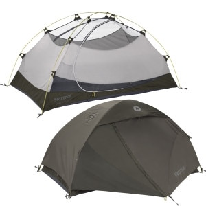 Earlylight Tent with Footprint and Gear Loft:  2-Person 3-Season