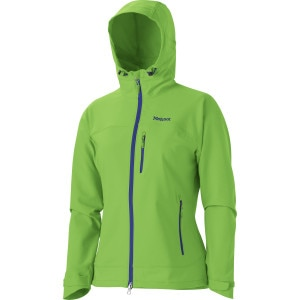 Tempo Hooded Softshell Jacket - Women's