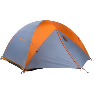 Limelight Tent with Footprint and Gear Loft: 3-Person 3-Season