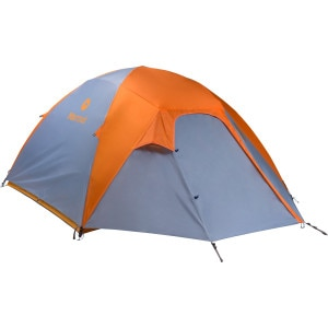 Limelight Tent with Footprint and Gear Loft: 4-Person 3-Season