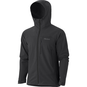 Tempo Hooded Softshell Jacket - Men's