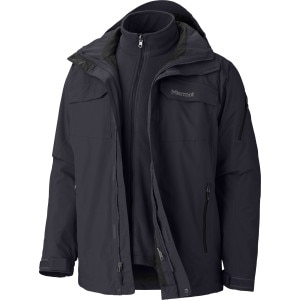 Sidehill Component Jacket - Men's