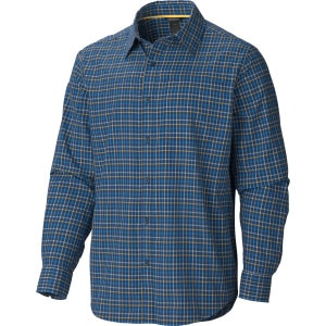 Cordova Plaid Shirt - Long-Sleeve - Men's