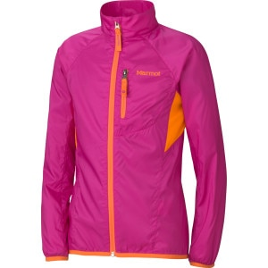 Trail Wind Jacket - Girls'
