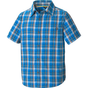 Alder Shirt - Short-Sleeve - Boys'