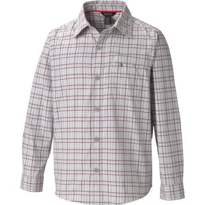Cordova Plaid Shirt - Long-Sleeve - Boys'