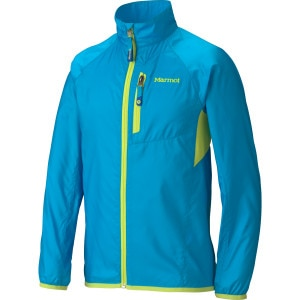 Trail Wind Jacket - Boys'