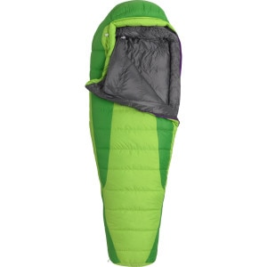 Angel Fire Sleeping Bag: 25 Degree Down - Women's