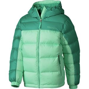 Marmot Guides Down Hooded Jacket - Girls
