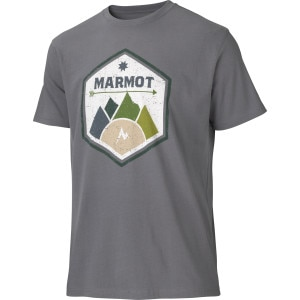 Marmot Badge T-Shirt - Short-Sleeve - Men's