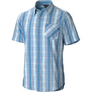 Lukens Plaid Shirt - Short-Sleeve - Men's