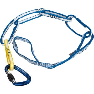 Personal Anchor System with Blue Bravo Locking Carabiner